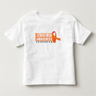 Leukemia Awareness Supporter T-shirt