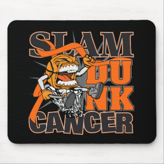 Leukemia Cancer - Slam Dunk Cancer Mouse Pad