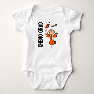 Leukemia CHEMO GRAD 1 Baby Bodysuit