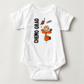 Leukemia CHEMO GRAD 1 T Shirt