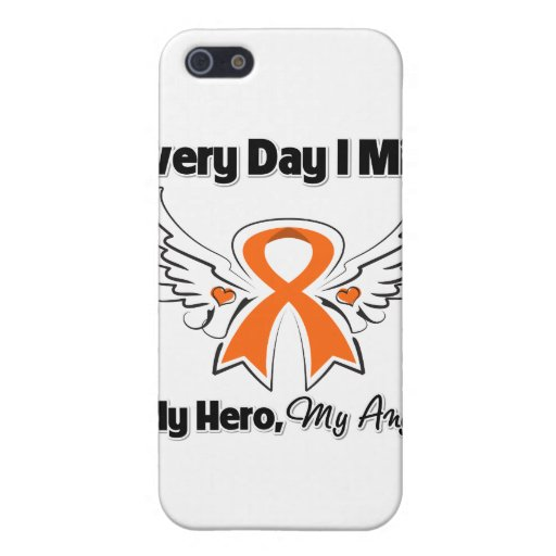 Leukemia Every Day I Miss My Hero Case For iPhone 5