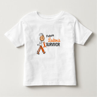 Leukemia Future Survivor SFT Toddler T-Shirt
