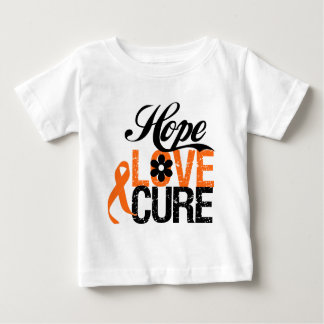 LEUKEMIA Hope Love Cure Gifts T Shirts