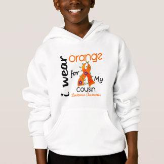 Leukemia I Wear Orange For My Cousin 43