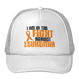 LEUKEMIA In The Fight 1 Trucker Hat