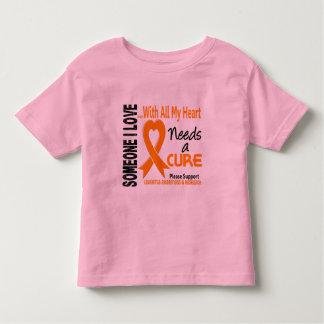Leukemia Needs A Cure 3 Toddler T-Shirt