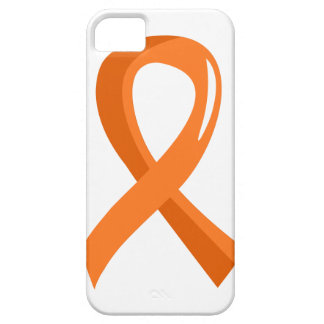 Leukemia Orange Ribbon 3 Case For The iPhone 5