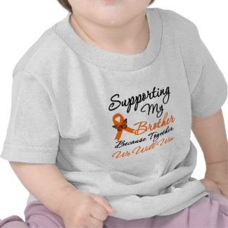 Leukemia Supporting My Brother T-shirt