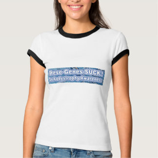 Leukodystrophy These Genes SUCK! T-Shirt