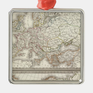 L'Europe 800, 1500 Christmas Ornament