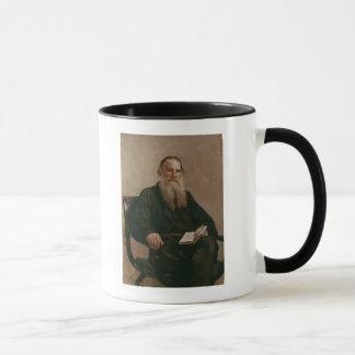 Lev Tolstoy  1887 Mug