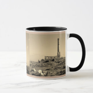 Levant Mine Cornwall England Poldark Location Mug