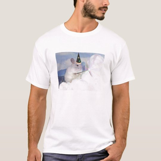 Level 33 Imperial Wizard Chinchilla Men's T-Shirt