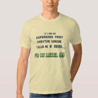 Level 99 t-shirt