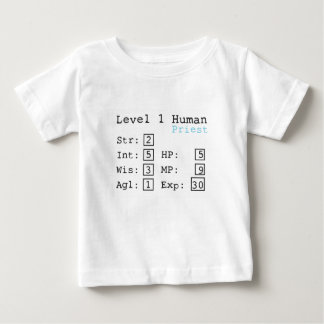 Level One Priest Baby T-Shirt