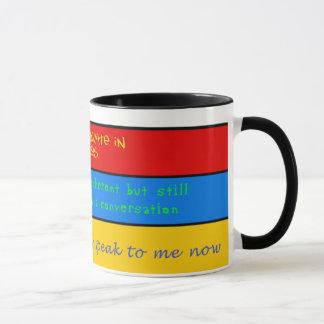 Levels of Coherency Mug