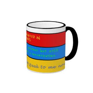 Levels of Coherency Ringer Mug