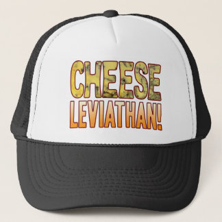 Leviathan Blue Cheese Trucker Hat