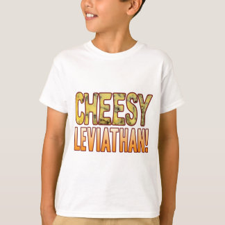 Leviathan Blue Cheesy T-Shirt