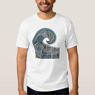 Leviathan Sketch - Color Tshirt