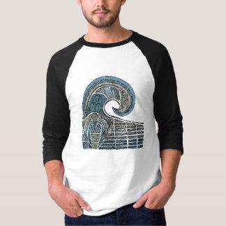 Leviathan Sketch - Color Tshirts