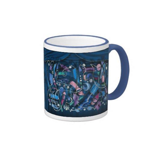 Levitation Act Coffee Mug