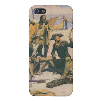 Lewis and Clark at the Columbia River Case For The iPhone 5