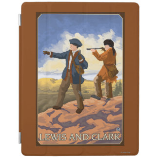 Lewis and Clark Exploring the West iPad Cover