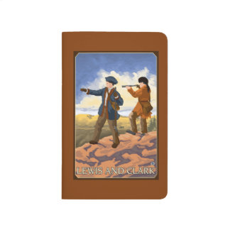 Lewis and Clark Exploring the West Journal