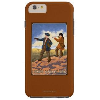 Lewis and Clark Exploring the West Tough iPhone 6 Plus Case