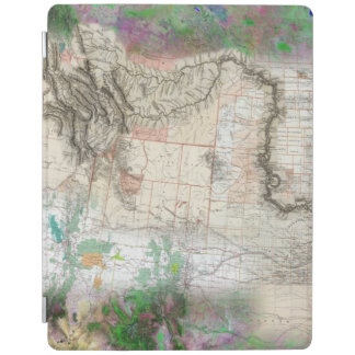Lewis and Clark iPad Cover
