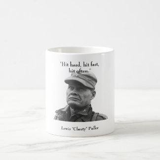 "Lewis ""Chesty"" Puller Basic White Mug"