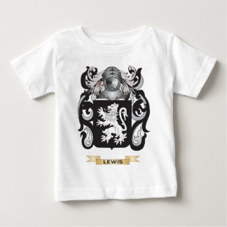 Lewis Coat of Arms (Family Crest) Tshirts