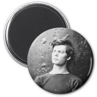 Lewis Payne ~ Lincoln Conspirator 1865 6 Cm Round Magnet