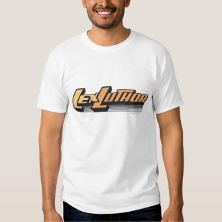 Lex Luther - One line T Shirts