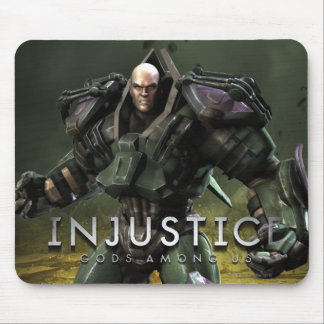 Lex Luthor Mouse Pad
