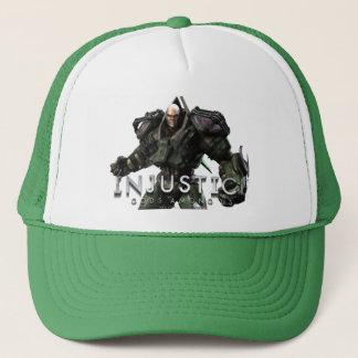 Lex Luthor Trucker Hat