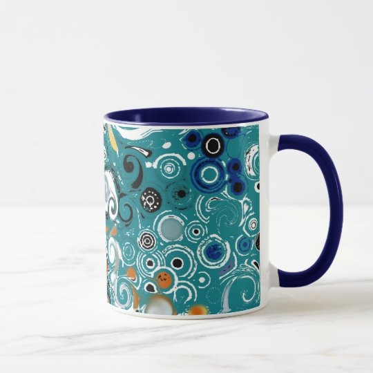 LEXA - Abstract Coffee Mug