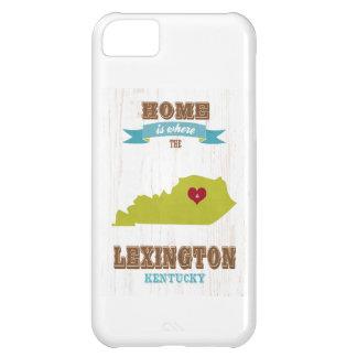 Lexington, Kentucky Map – Home Is Where iPhone 5C Case