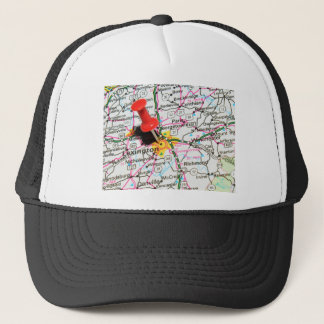 Lexington, Kentucky Trucker Hat