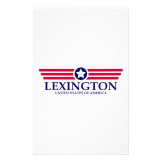 Lexington Pride Stationery Paper