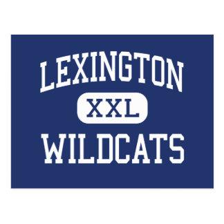 Lexington Wildcats Middle Lexington Postcard