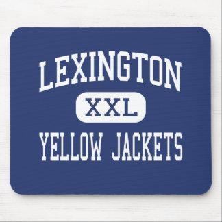 Lexington - Yellow Jackets - High - Lexington Mouse Pad
