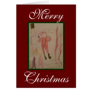 Lexi's Merry Christmas Card