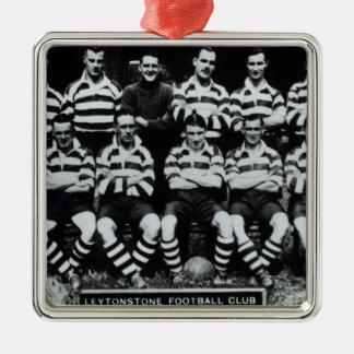 Leytonstone Football Club, c.1935 Christmas Ornament