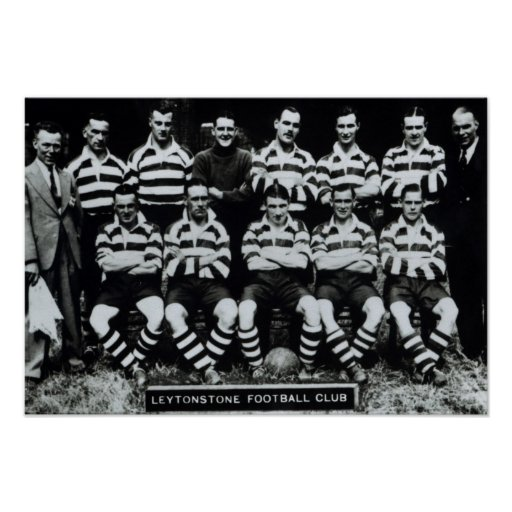 Leytonstone Football Club, c.1935 Posters