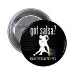 LFX Dancers Button Got Salsa FX Black