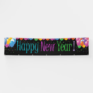 LG Happy New Year Banner