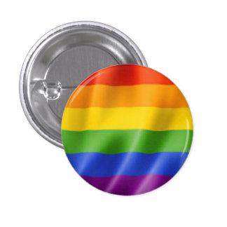lgbt 3 cm round badge