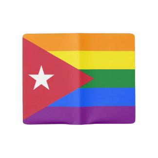 LGBT Cuba Large Moleskine Notebook